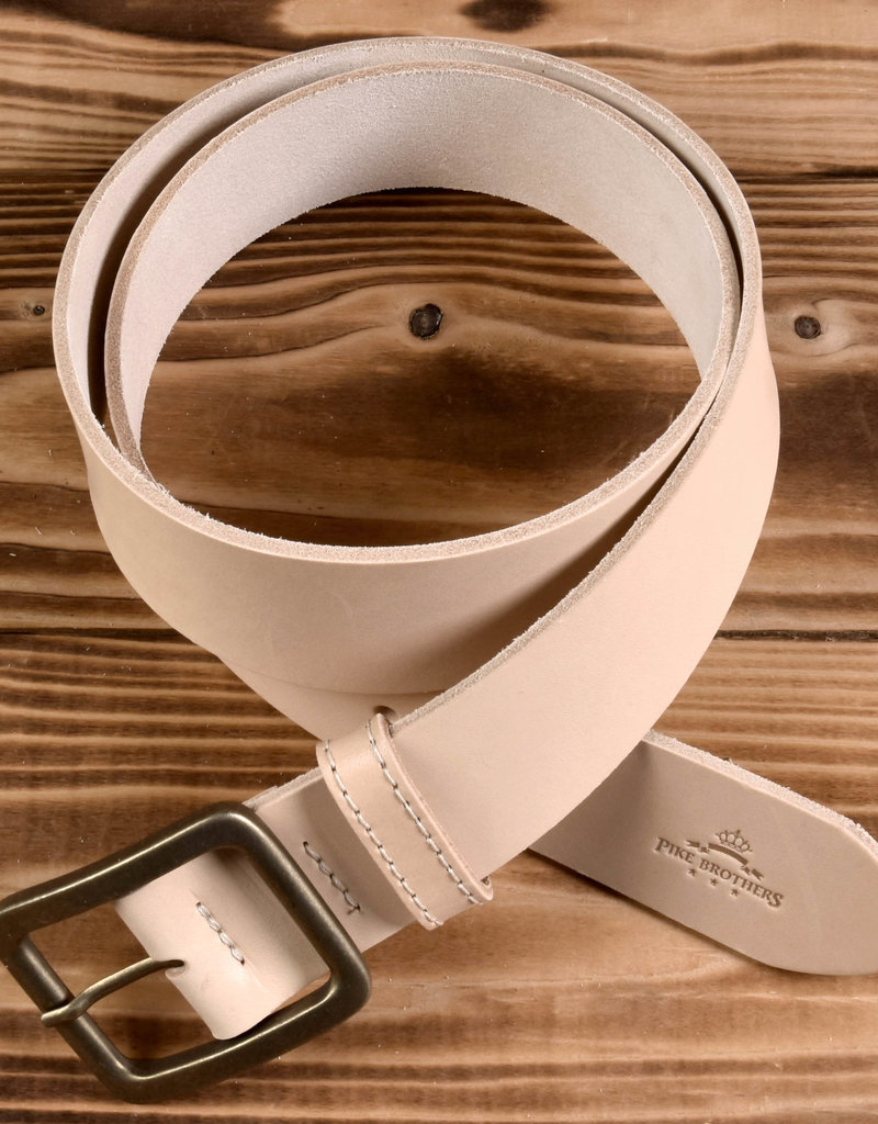 Pike Brothers Superior Garment 1937 Roamer Belt Natural