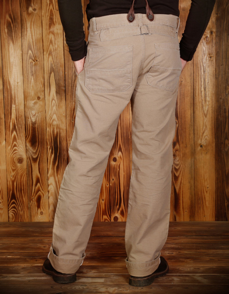 Pike Brothers Superior Garment 1942 Hunting pant Canvas Twill Khaki