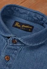 Pike Brothers Superior Garment 1908 Miner shirt 9 Oz metal rinsed