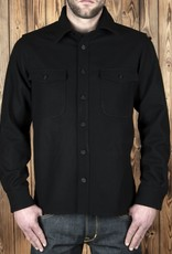 Pike Brothers Superior Garment 1943 CPO shirt  Black wool