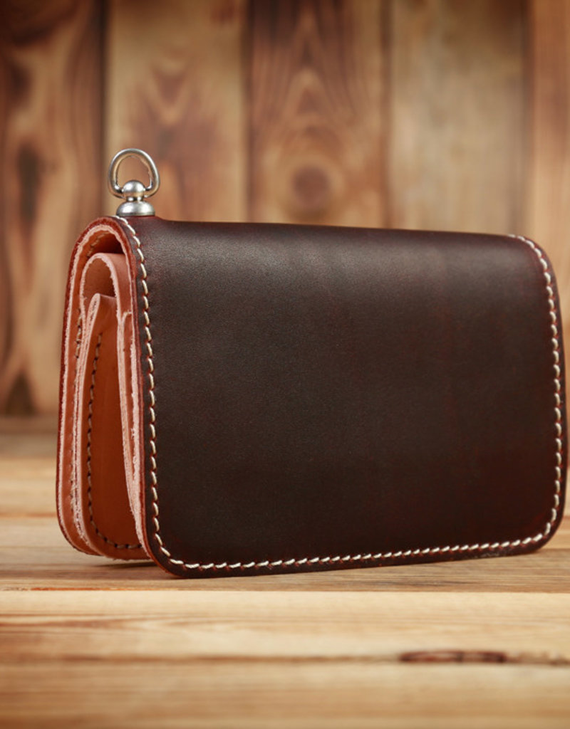 Pike Brothers Superior Garment 1965 Rider Wallet
