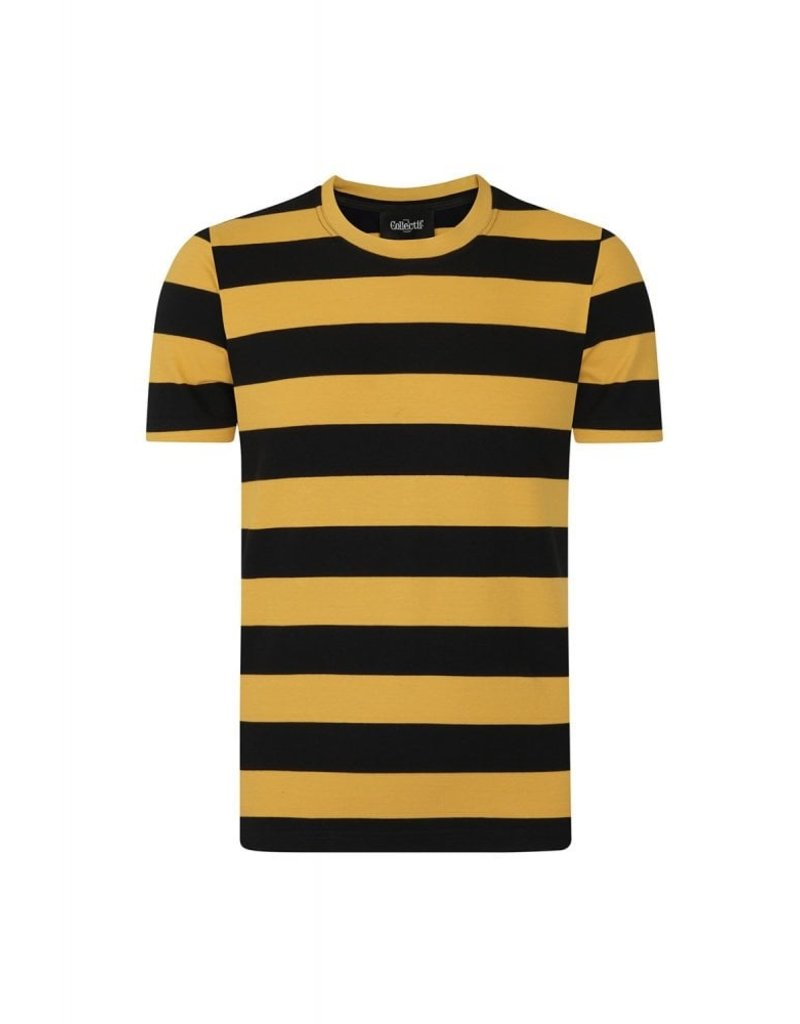 Collectif Jim Striped t-shirt