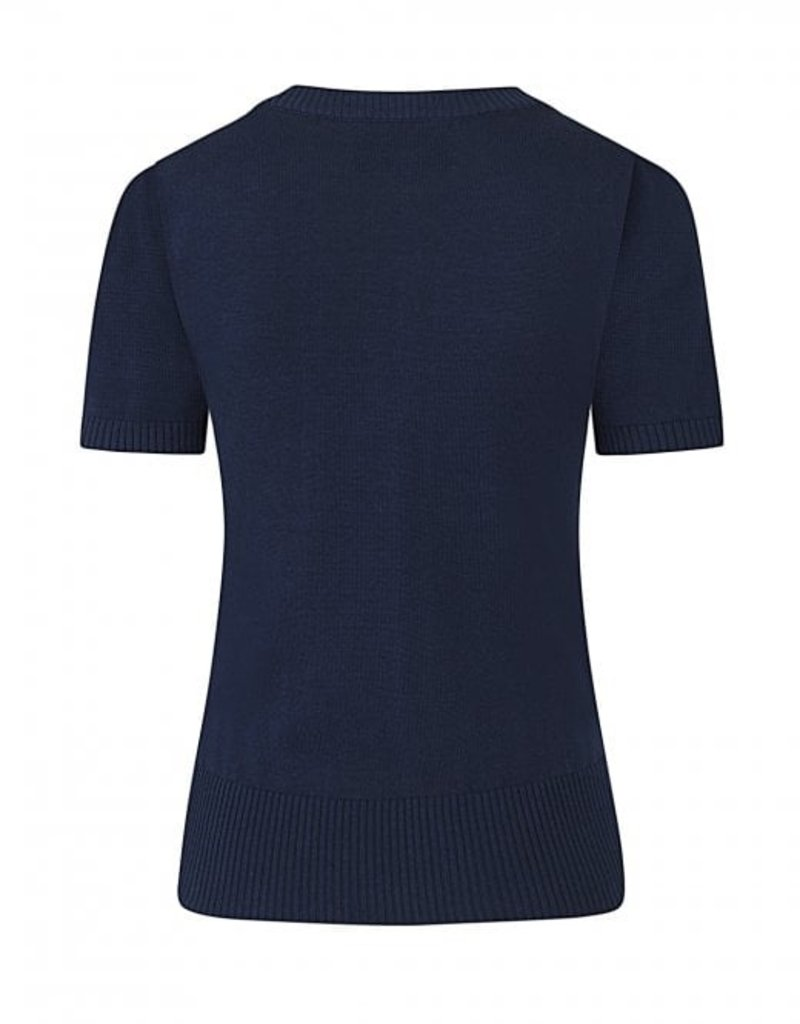 Collectif Davina Plain Knitted Top