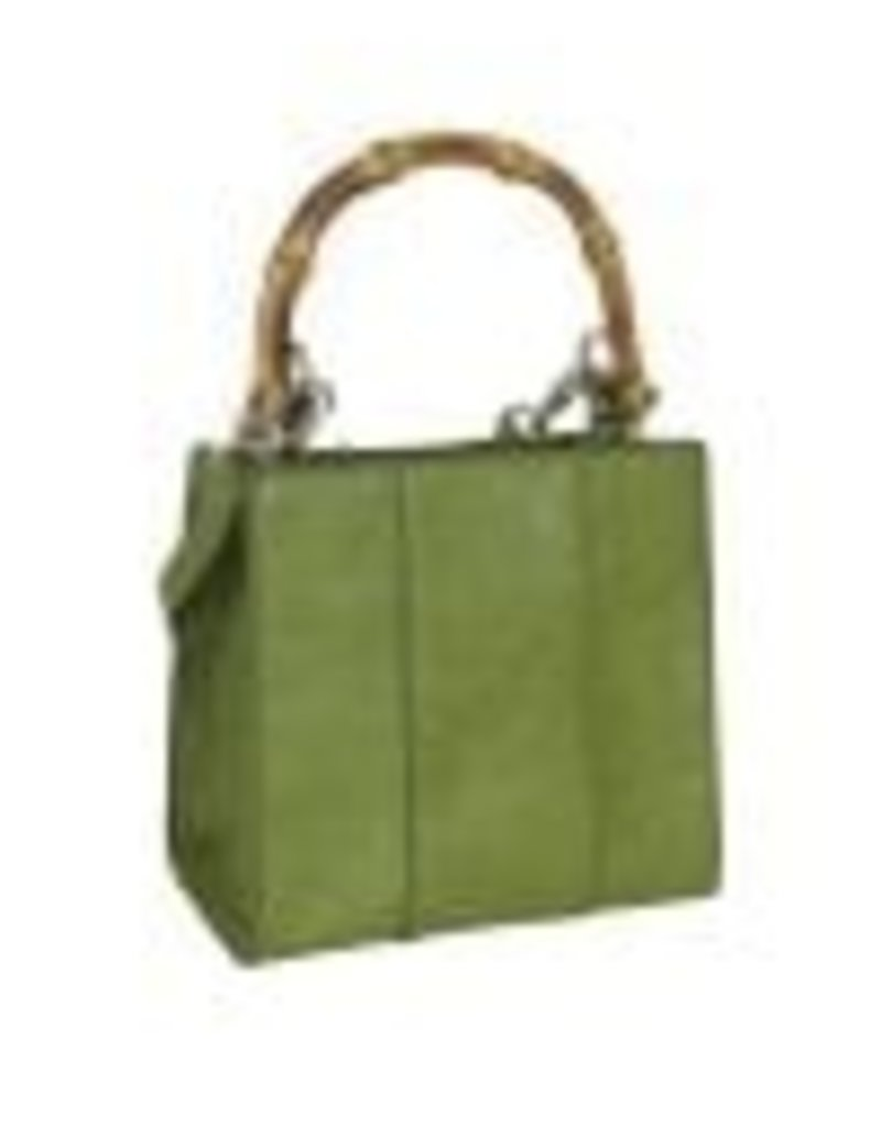 Collectif Kim Vintage Bag Green