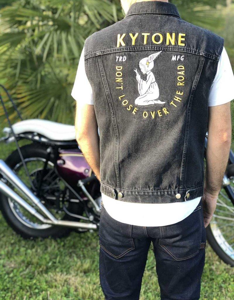 Kytone Jeansgilet Rick