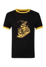 Collectif Ringer Biker t-shirt