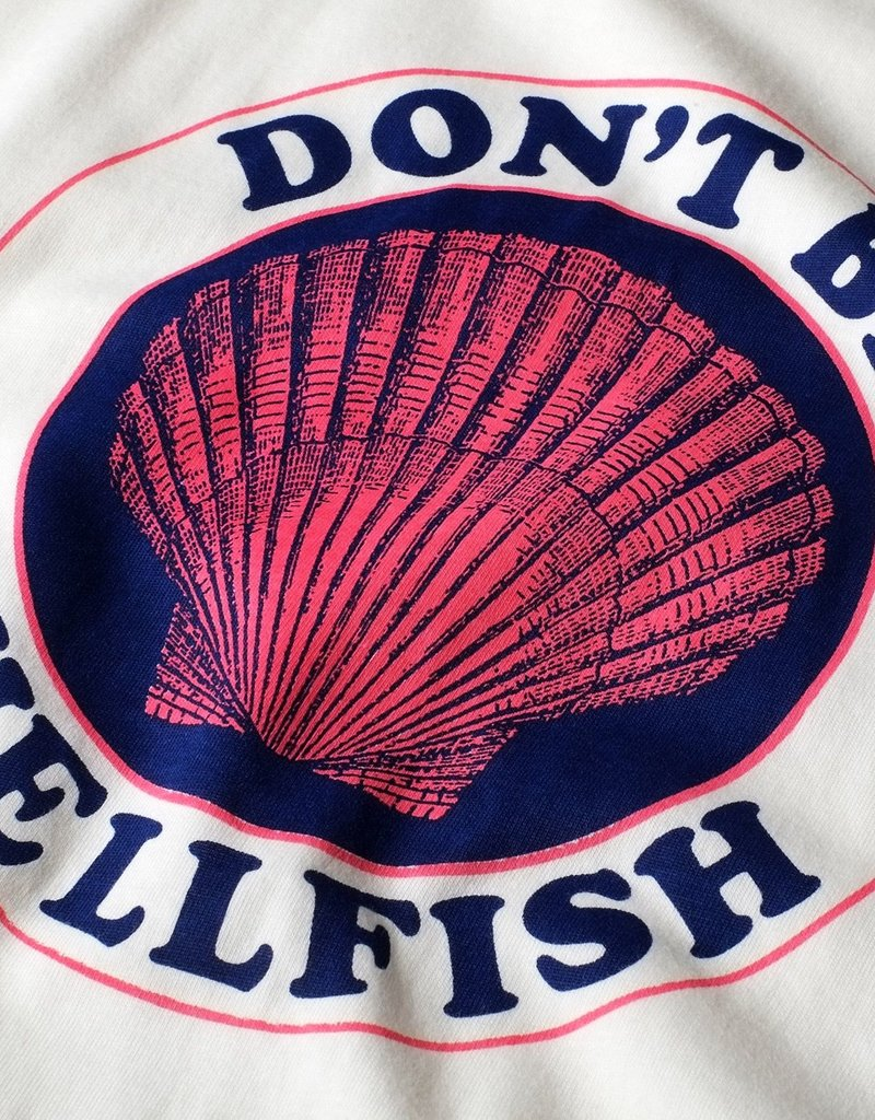 Dedicated Visby Shellfish Off White