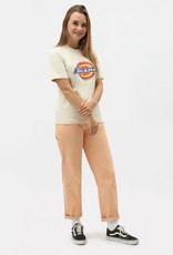 Dickies Horseshoe womens t-shirt light taupe