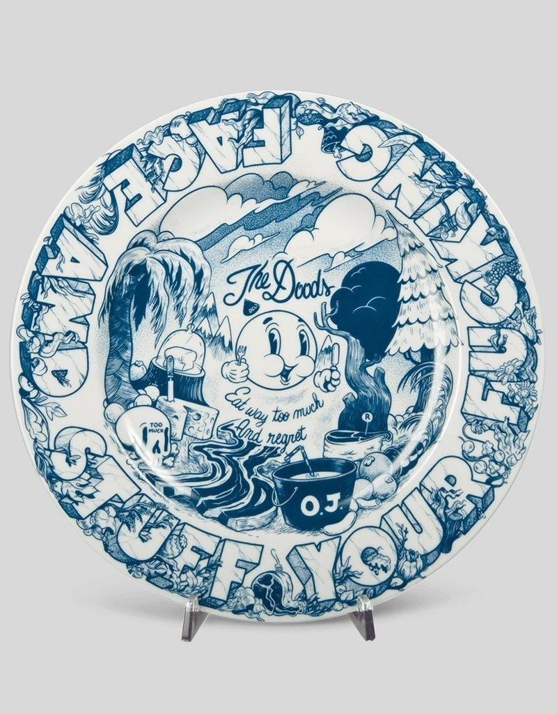 The Dudes Plates The Dudes