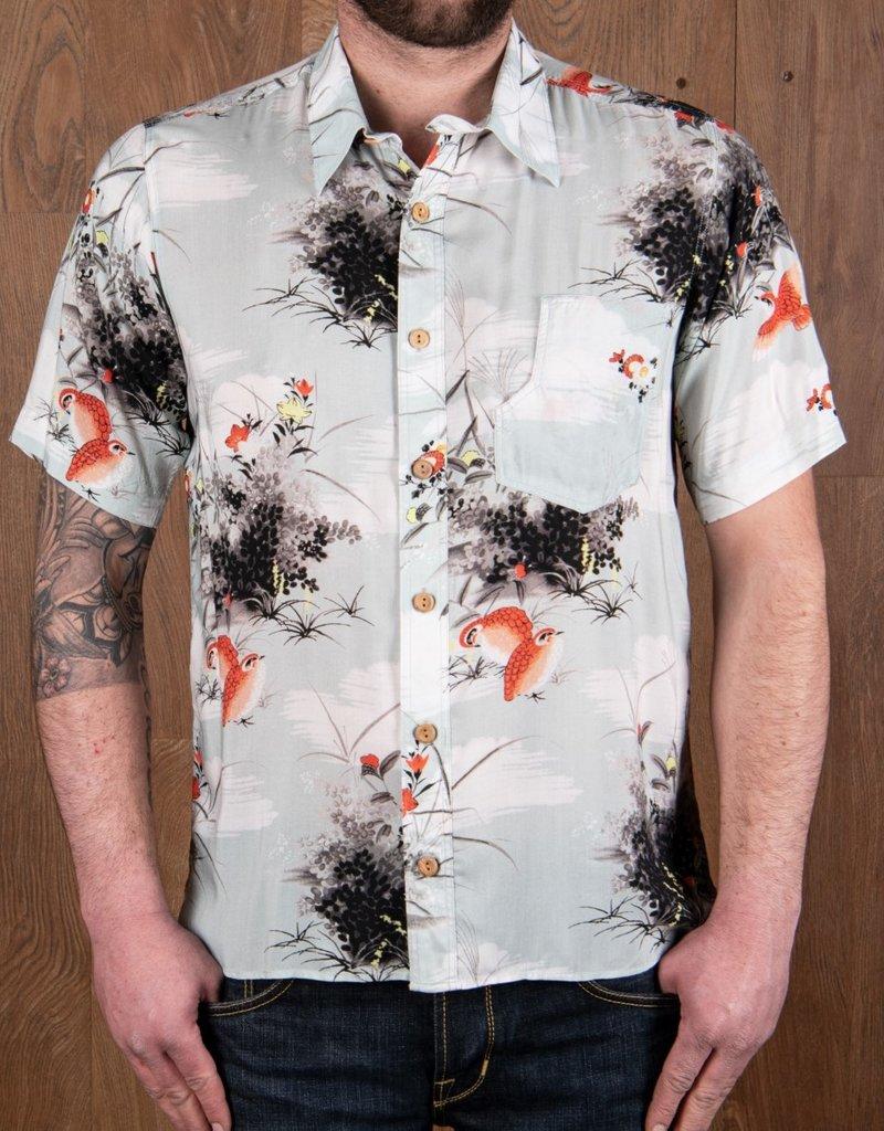 Pike Brothers Superior Garment 1937 Roamer Shirt Hapuna grey