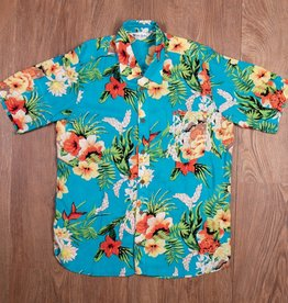 Pike Brothers Superior Garment 1937 Roamer Shirt Hapuna blue
