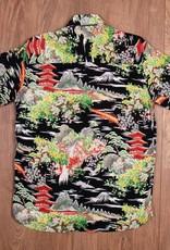Pike Brothers Superior Garment 1937 Roamer Shirt Miyamato black