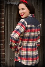 Rumble59 Sassy Country Gal Flannelshirt