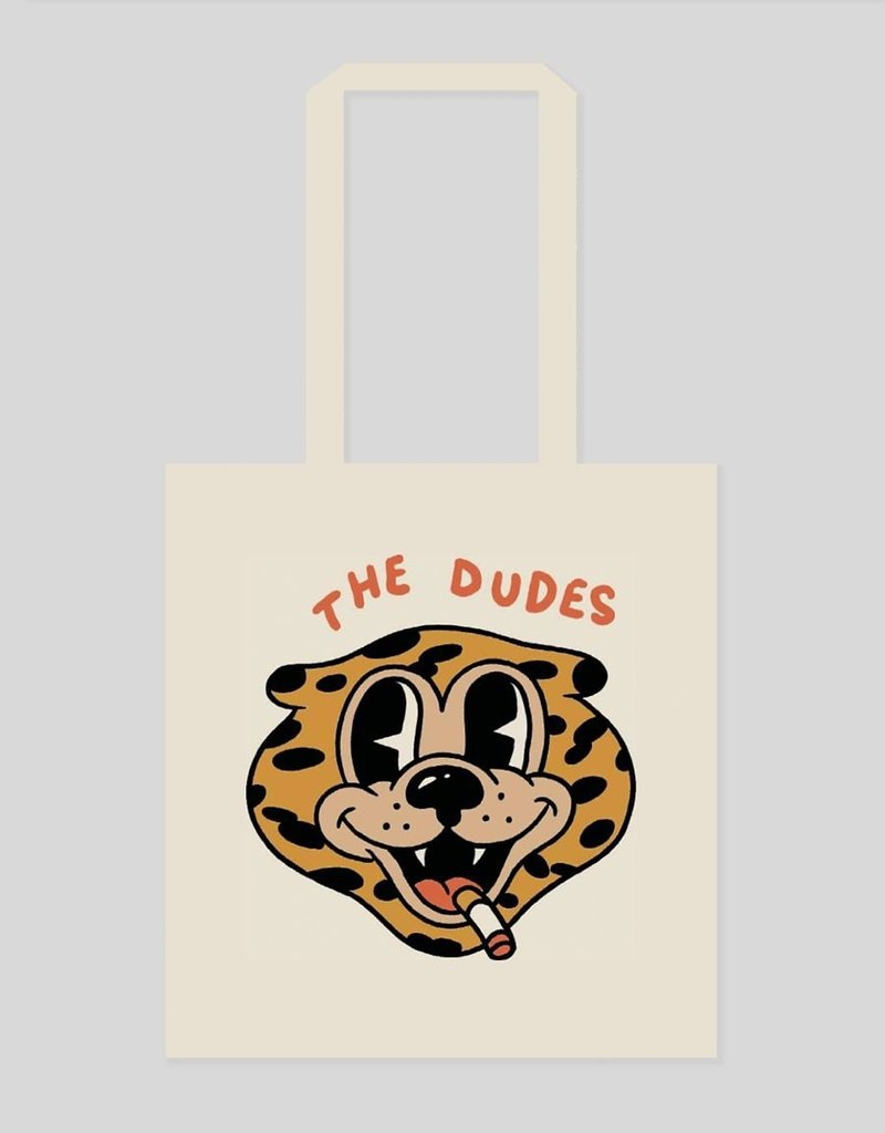 The Dudes Tiger Bear bag