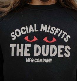 The Dudes Sweatshirt Misfits Eyes