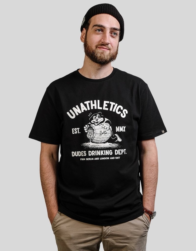 The Dudes Drinking Dept. t-shirt