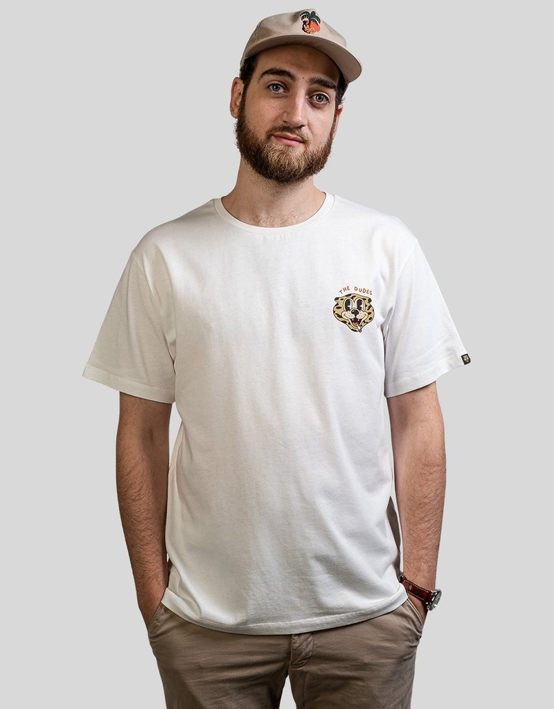 The Dudes Bad People t-shirt off white