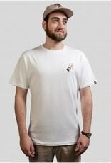 The Dudes Asstronaut t-shirt off white