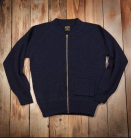 Pike Brothers Superior Garment 1943 C2 Sweater navy
