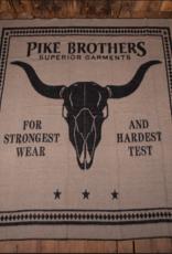 1969 Longhorn blanket black