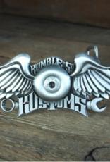 Rumble59 Buckle Flying eyeball