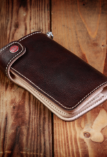 Pike Brothers Superior Garment 1937 Roamer Wallet Brown