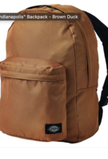 Dickies Indianapolis Backpack Brown Duck