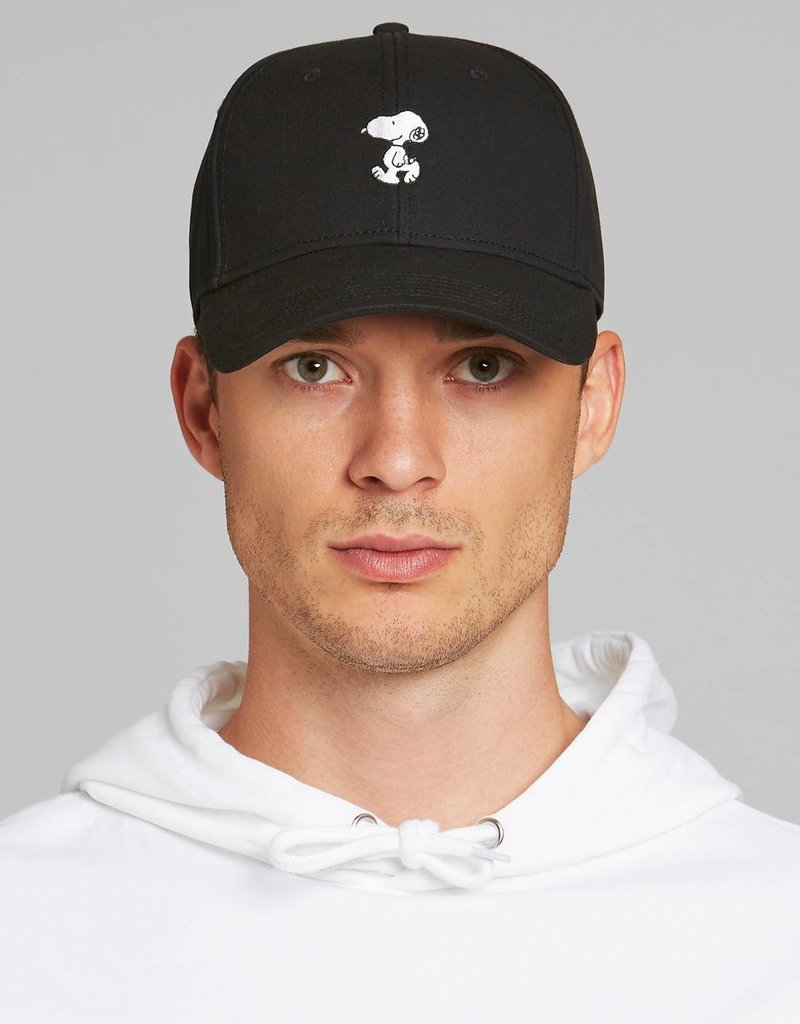 Dedicated Sport Cap Snoopy Black