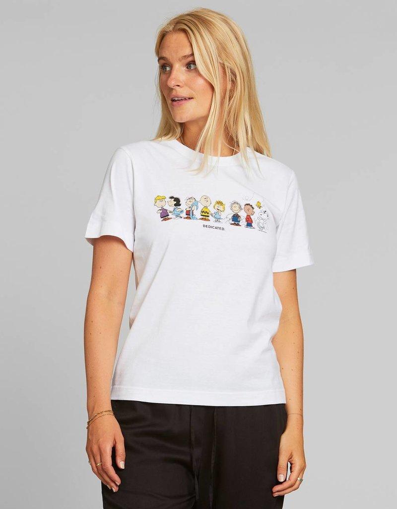 Dedicated T-shirt Mysen Peanuts Crew