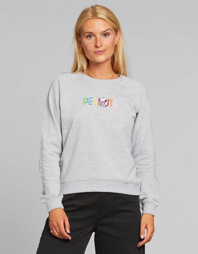Dedicated Sweatshirt Ystad Raglan Peanuts Logo
