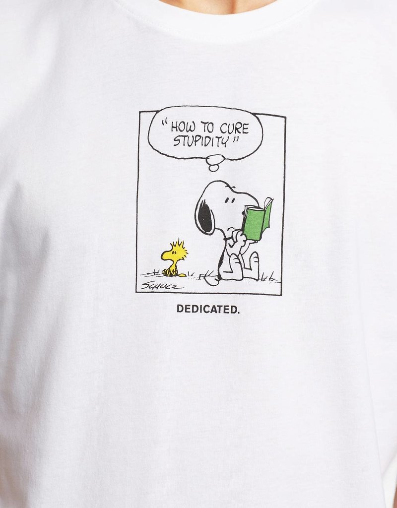 Dedicated T-shirt Stockholm Snoopy Stupidity
