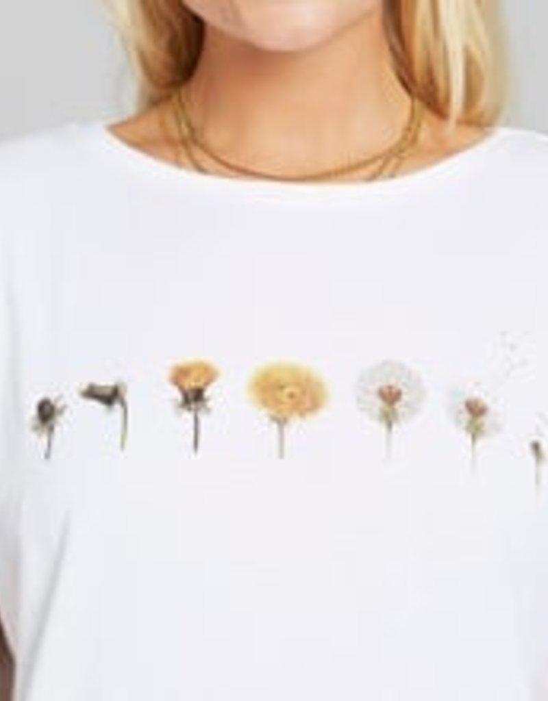 Dedicated T-shirt Visby Dandelion