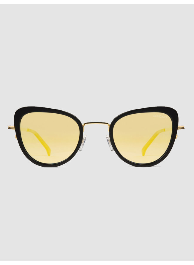 Sunglasses billie black gold