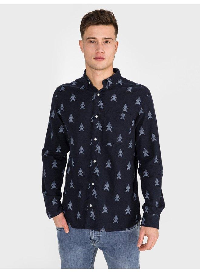Shirt jordrew ls navy blazer