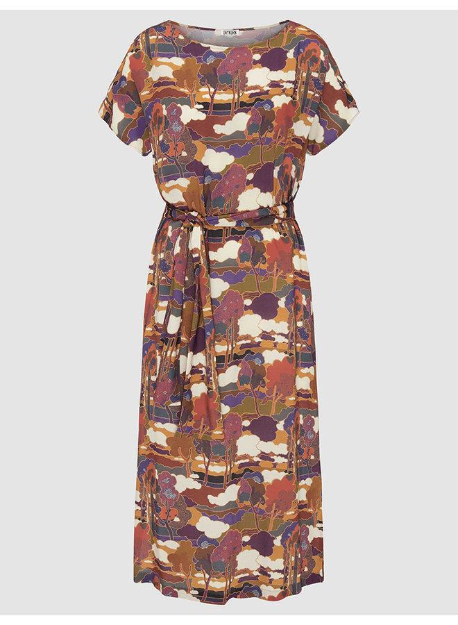 Dress odelia pattern