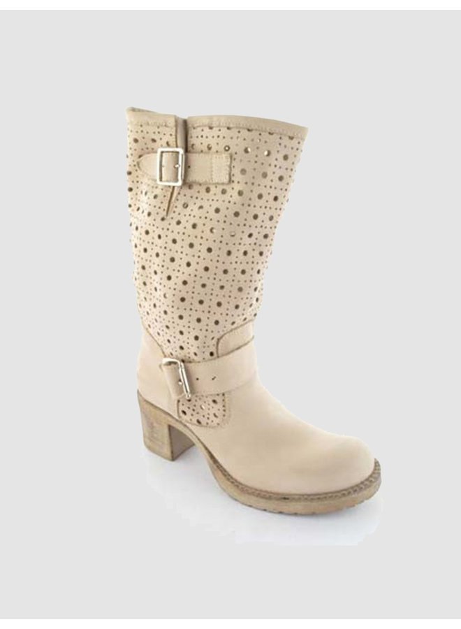 Boots econo taupe