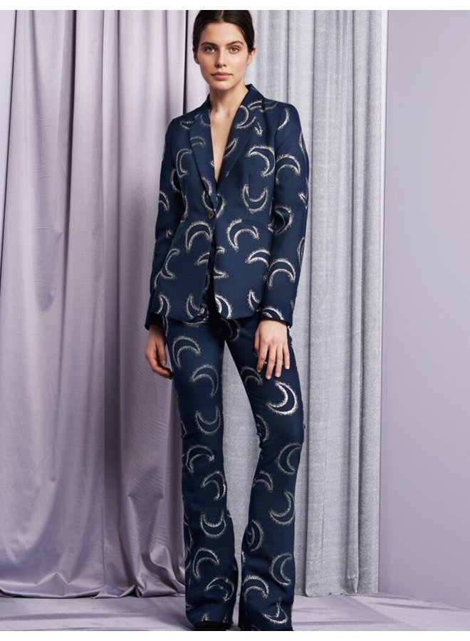 Trousers eclipse blue