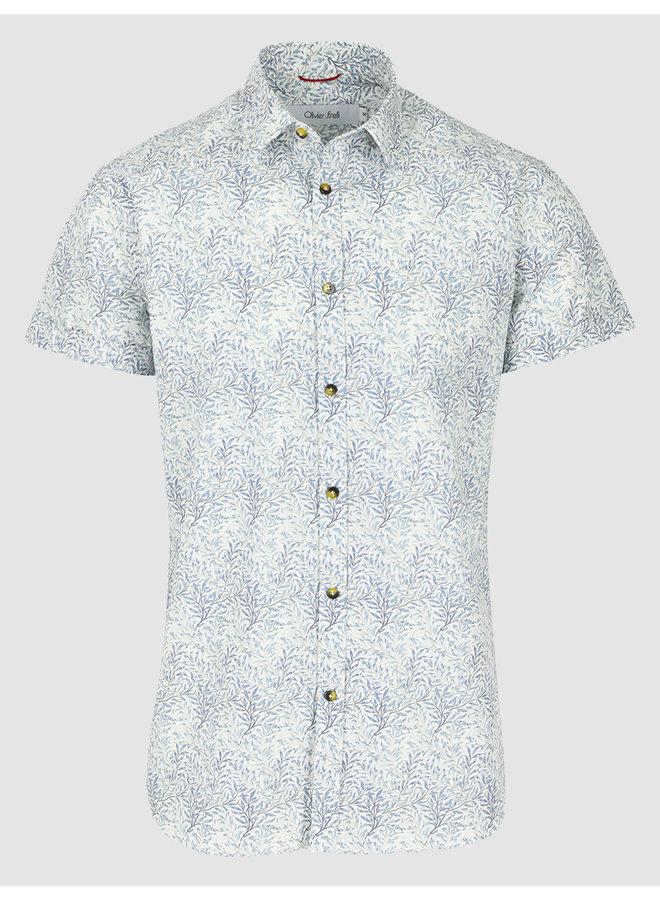 Shirt regular fit ss delic flowers sergio mostar