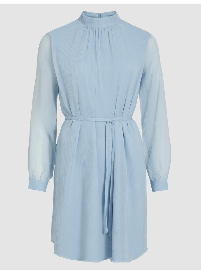 Dress virivan ls ashley blue