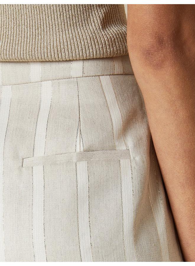 Linen Short ivory