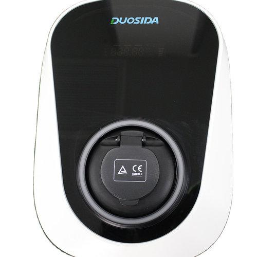 Duosida Ladestasjon Duosida 7.4 kW - 32A   type 2 stikkontakt