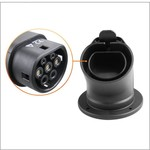 Besen Plug holder for type 2 plug