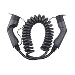 Besen Besen spring charging cable | 7.4 kW | 1x32A | type 2 to type 2 | 5 meter