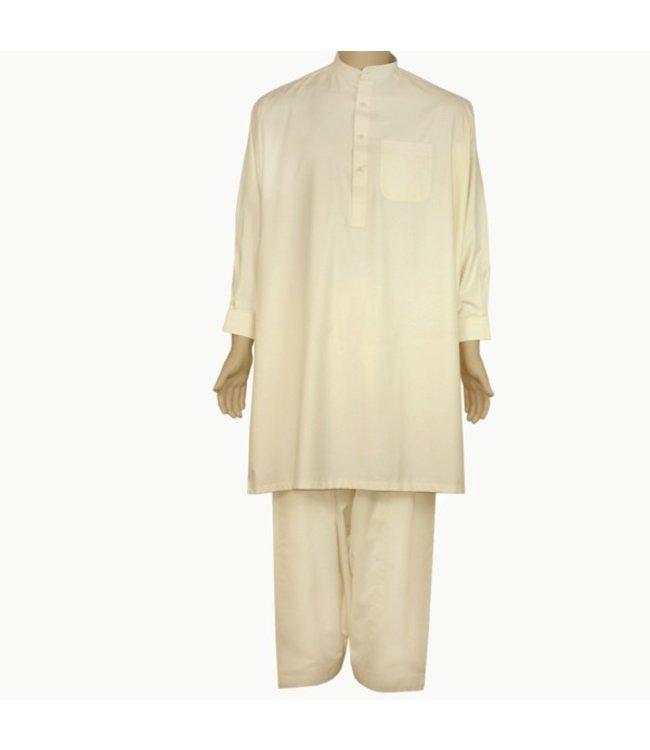Salwar Kameez Men - Cream