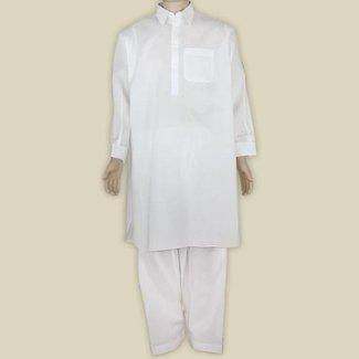 Salwar Kameez Men - Light Cream