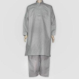 Salwar Kameez Herren - Grau