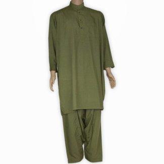 Salwar Kameez Men - Khaki