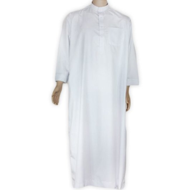 Arabic Galabiya - White