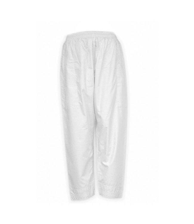 Arabic men pant in White