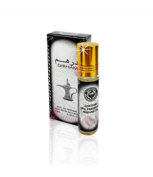 Ard Al Zaafaran Perfumes  Concentrated perfume oil Dirham 10ml - Perfume free from alcohol